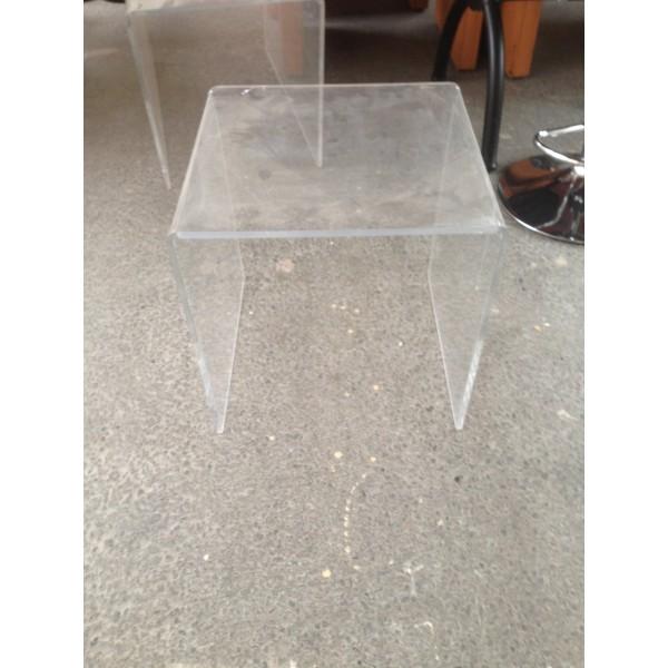 TABLE BASSE PLEXI CPT6004 OCCASION